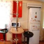 стойка между кухней и залом